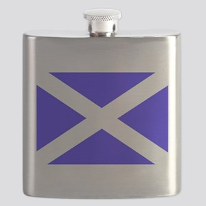Scottish flag Flask