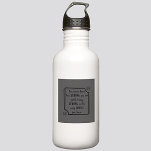 Being Strong Inspirati Stainless Water Bottle 1.0L