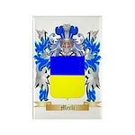 Merli Rectangle Magnet (10 pack)