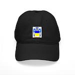 Merletti Black Cap