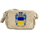 Merletti Messenger Bag