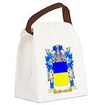 Merletti Canvas Lunch Bag