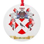 Merlet Round Ornament