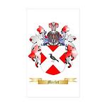 Merlet Sticker (Rectangle 50 pk)