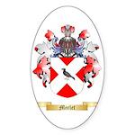 Merlet Sticker (Oval 50 pk)