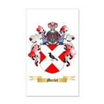 Merlet 20x12 Wall Decal