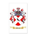 Merlet 35x21 Wall Decal