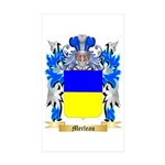 Merleau Sticker (Rectangle 50 pk)