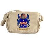 Merkle Messenger Bag