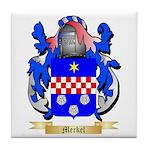 Merkel Tile Coaster