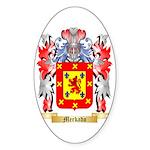 Merkado Sticker (Oval)