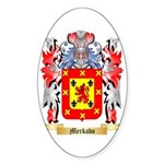 Merkado Sticker (Oval 50 pk)
