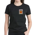 Merino Women's Dark T-Shirt
