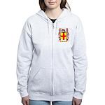 Merino Women's Zip Hoodie