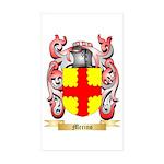 Merino Sticker (Rectangle 10 pk)