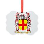 Merino Picture Ornament