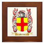 Merino Framed Tile