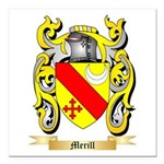 Merill Square Car Magnet 3