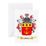 Meret Greeting Cards (Pk of 10)