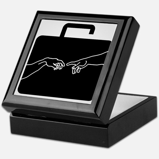 Cool Human touch Keepsake Box
