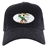 Whoa, whoa, Merry Christmas emoji Baseball Hat
