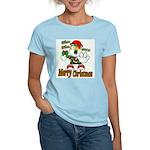 Whoa, whoa, Merry Christmas emoji T-Shirt