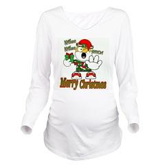 Whoa, whoa, Merry Christmas emoji Long Sleeve Mate