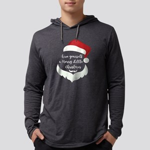 Have Yourself A Merry Little C Long Sleeve T-Shirt