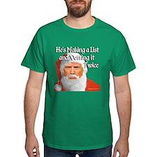 Trump Santa Dark T-Shirt
