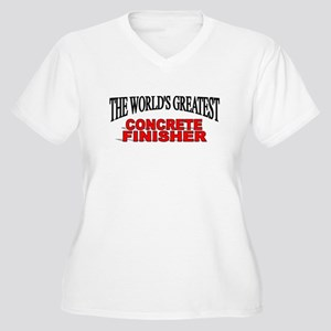 """""""The World's Greatest Concrete Finisher"""" Women's P"""