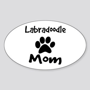 Labradoodle Mom Sticker