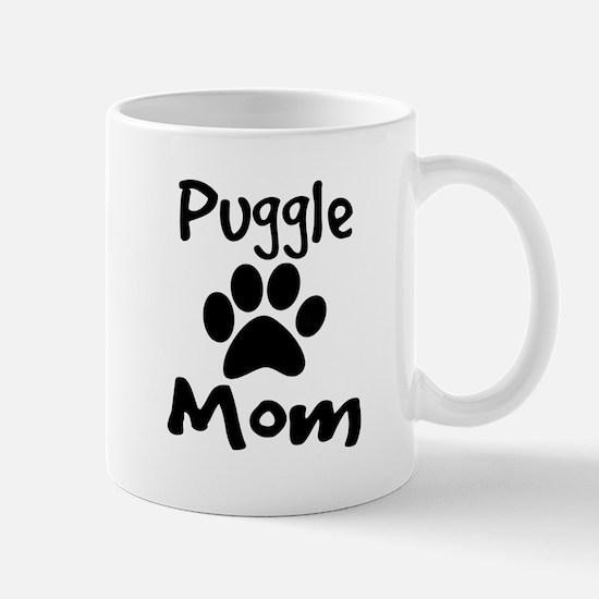 Puggle Mom Mugs
