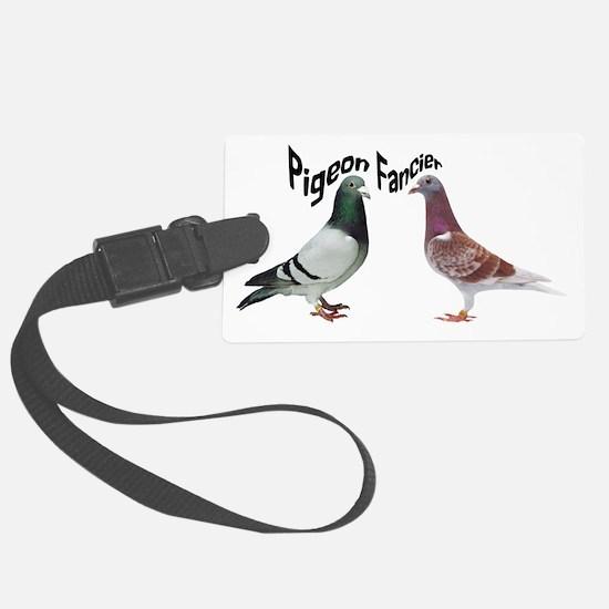 Funny Birds Luggage Tag
