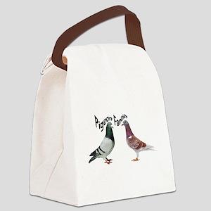 Pigeon Fancier Canvas Lunch Bag