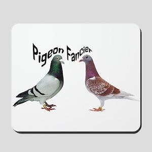Pigeon Fancier Mousepad