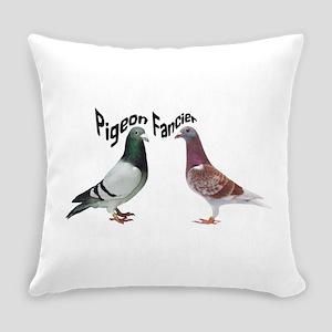 Pigeon Fancier Everyday Pillow