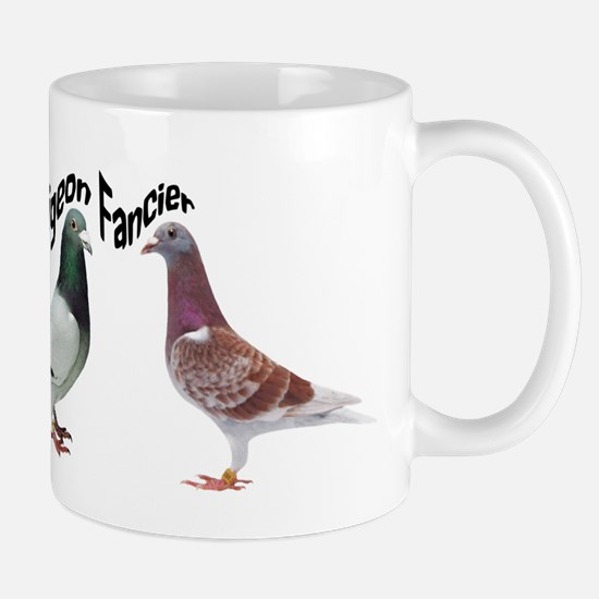 Pigeon Fancier Mugs