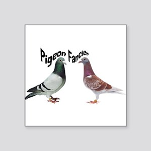 Pigeon Fancier Sticker
