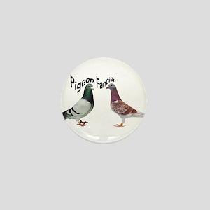 Pigeon Fancier Mini Button