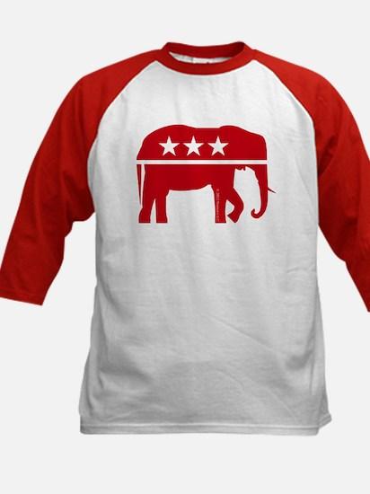 Republican Elephant (DR) Baseball Jersey
