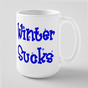WinterSucks2 Mugs