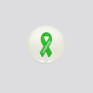 Lymphoma Mini Button