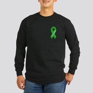 Lymphoma Long Sleeve Dark T-Shirt