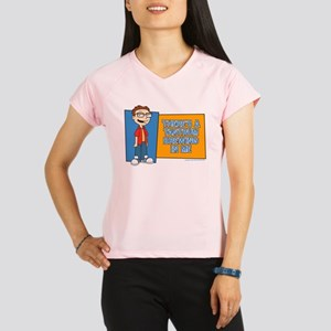 American Dad Steve Tantrum Performance Dry T-Shirt