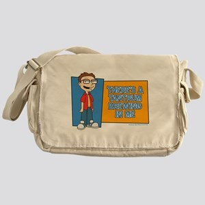 American Dad Steve Tantrum Messenger Bag
