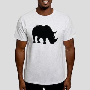 Rhino Silhouette T-Shirt