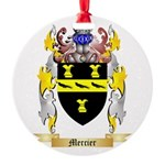 Mercier Round Ornament