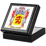 Merchiston Keepsake Box