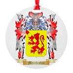 Merchiston Round Ornament