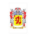Merchiston Sticker (Rectangle 50 pk)